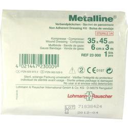METALLINE Verbandpäckchen