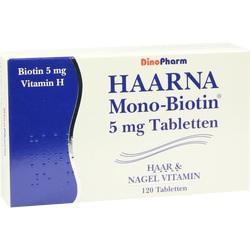 HAARNA Mono Biotin Tabletten