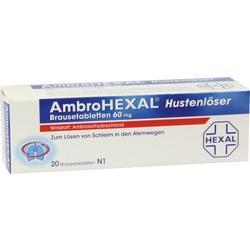 AMBROHEXAL Hustenlöser Brausetabletten