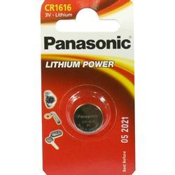 BATTERIEN Lithium 3V CR 1616