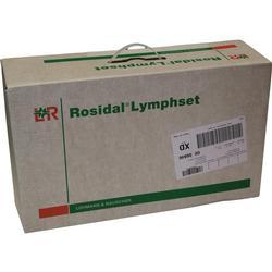 LYMPHSET 6 Bein groß Schaumstoffbinde