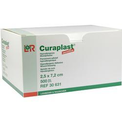 CURAPLAST Strips sensitiv 25x72 mm