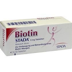 BIOTIN STADA 5 mg Tabletten