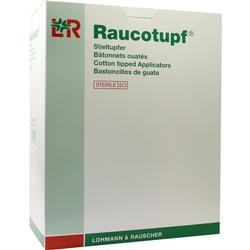 RAUCOTUPF Stieltupfer 2 St ster.kleiner Wattekopf