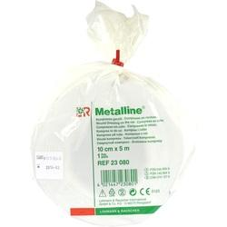 METALLINE Rolle 10 cmx5 m