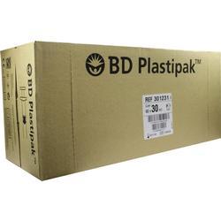 BD PLASTIPAK Spr.30 ml Luer latexfrei