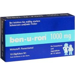 BEN-U-RON 1.000 mg Suppositorien