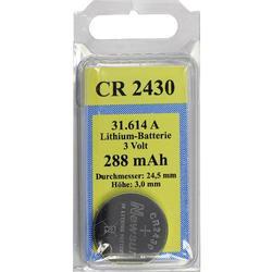 BATTERIEN Lithium Zelle 3V CR2430