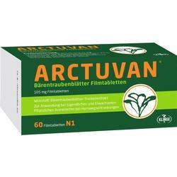 ARCTUVAN B\a25rentrauben Filmtabletten