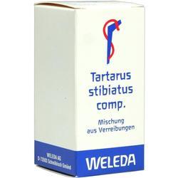 TARTARUS STIBIATUS COMP.Trituration