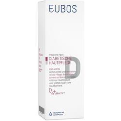 EUBOS DIABETISCHE HAUT PFLEGE Fu\s39+Bein Creme