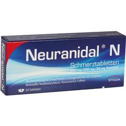 NEURANIDAL N Tabletten