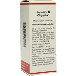 PULSATILLA N Oligoplex Liquidum