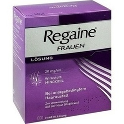 REGAINE Frauen L\o25sung