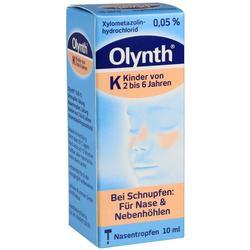 OLYNTH 0,05% für Kinder Nasentropfen