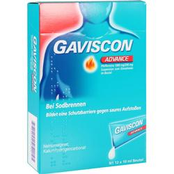GAVISCON Advance Pfefferminz Suspension