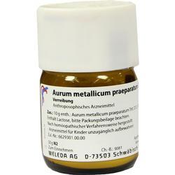 AURUM METALLICUM PRAEPARATUM D 12 Trituration
