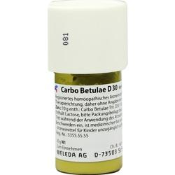 CARBO BETULAE D 30 Trituration