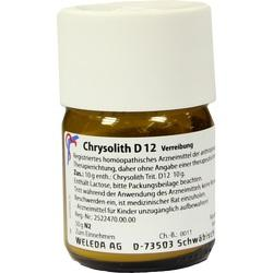 CHRYSOLITH D 12 Trituration