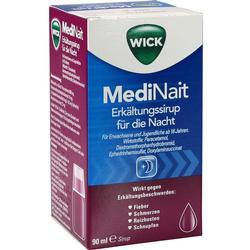 WICK MediNait Erk\a25ltungssaft