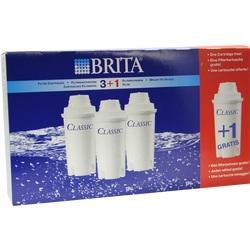 BRITA Filter Classic Pack 3+1