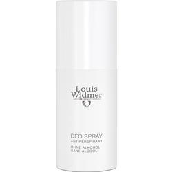 WIDMER Deo Spray unparfümiert