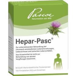 HEPAR PASC Filmtabletten