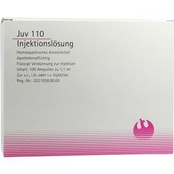 JUV 110 Ampullen
