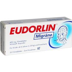 EUDORLIN Migräne Filmtabletten