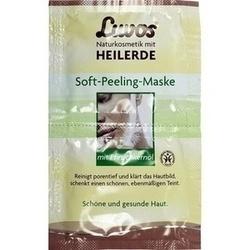 LUVOS Crememaske Soft Peeling gebrauchsfert.