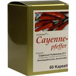 CAYENNEPFEFFER KAPSELN
