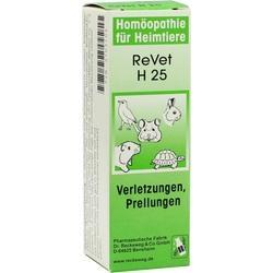 REVET H 25 Globuli f.Heimtiere