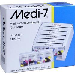 MEDI 7 Medikamentendos.f.7 Tage wei\s39