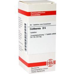EICHHORNIA D 6 Tabletten