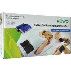 RÖWO Kalt-Warm-Kompresse m.Klettbandage 2 St.