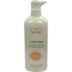 AVENE Cold Cream reichhaltige Körpermilch