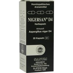 NIGERSAN D 4 Kapseln
