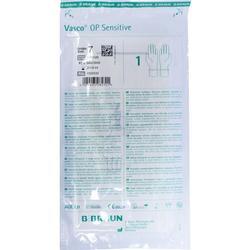 VASCO OP Sensitive Handsch.steril puderfrei Gr.7,0