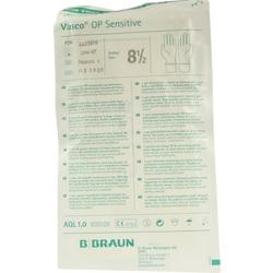 VASCO OP Sensitive Handsch.steril puderfrei Gr.8,5