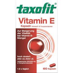 TAXOFIT Vitamin E Weichkapseln