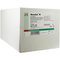 ROSIDAL K Binde 8 cmx5 m steril einz.verpackt