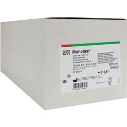 MOLLELAST Binden 10 cmx4 m steril einz.verpackt