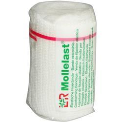 MOLLELAST Binden 6 cmx4 m weiß