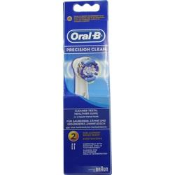 ORAL B Aufsteckb\u25rsten Precision Clean