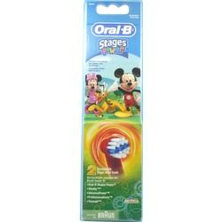 ORAL B Aufsteckb\u25rsten Stages Power