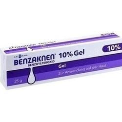 BENZAKNEN 10% Gel