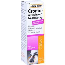CROMO-RATIOPHARM Nasenspray konservierungsfrei