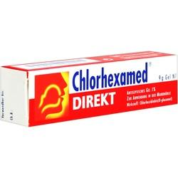 CHLORHEXAMED DIREKT 1% Gel