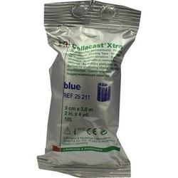 CELLACAST Xtra Binde 5 cmx3,6 m blue