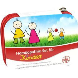 HOMÖOPATHIE Set f\u25r Kinder Globuli